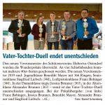 Vereinsmeister 2019 Schützenverein Hubertus Ostendorf