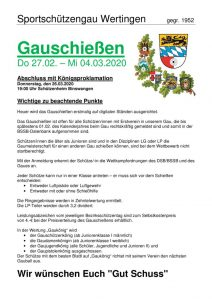thumbnail of Gauschiessen 2020