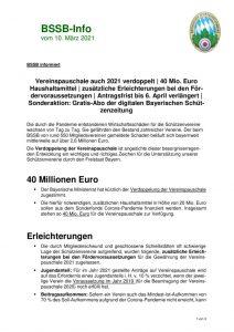 thumbnail of BSSB-Info – Aktuelles zur Vereinspauschale – Stand 10-03-2021