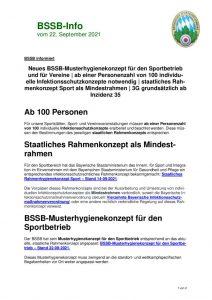thumbnail of BSSB-Info – Aktuelles zur Covid-19-Pandemie – Stand 22-09-2021